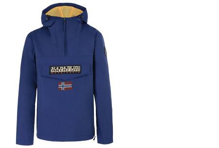 Napapijri jas voor dames en heren | De ideale outdoorjas - Zomer- en wintermodellen ♂ blue depths zomer