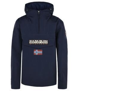 Napapijri jas voor dames en heren | De ideale outdoorjas - Zomer- en wintermodellen ♂ blue marine zomer
