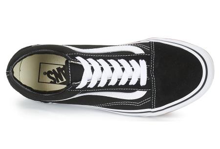 Vans schoenen nu heel voordelig | Klassiek Old Skool model in 2 kleuren