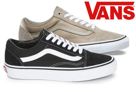 zwarte vans heren sale