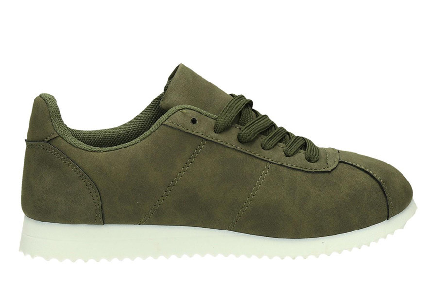 Casual sneakers Maat 38 - Legergroen
