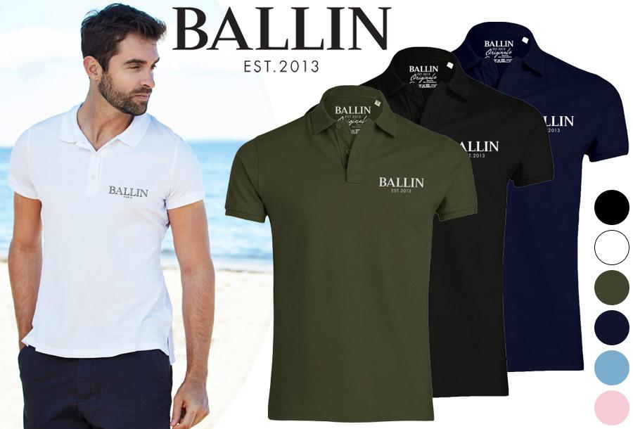 Ballin Est. 2013 herenpolo's in de aanbieding <br/>EUR 24.95 <br/> <a href='https://tc.tradetracker.net/?c=24550&m=1018105&a=230468&u=https%3A%2F%2Fwww.vouchervandaag.nl%2Fballin-est-polo-t-shirt-heren' target='_blank'>bekijk product</a>