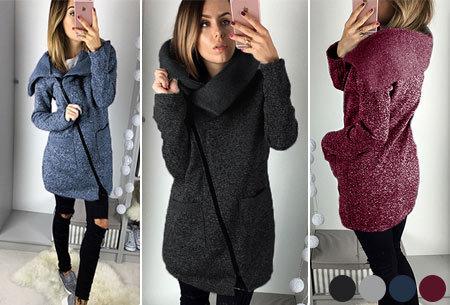 Oversized dames vest | Hip & comfy vest om heerlijk in weg te kruipen! T/m maat 5XL