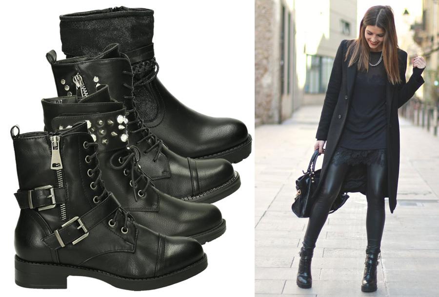 57% korting - Biker boots <br/>EUR 29.99 <br/> <a href='https://tc.tradetracker.net/?c=24550&m=1018105&a=230468&u=https%3A%2F%2Fwww.vouchervandaag.nl%2Fbiker-boots-zwart' target='_blank'>bekijk product</a>