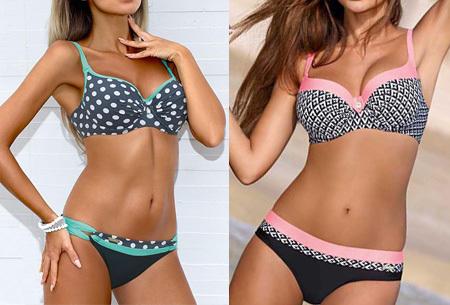 Sale: Pattern Chique bikini
