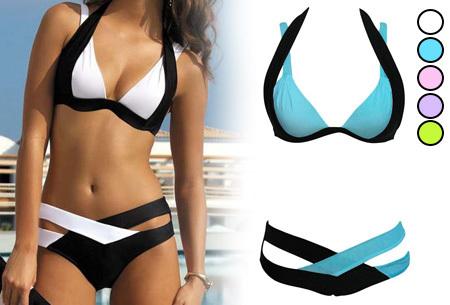 Luxury Chique bikini  | Stijlvol en chique het strand op!