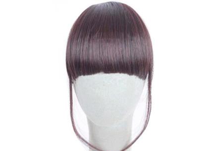 Pony haarextension | Een nieuwe haarstijl in een handomdraai! #2-33