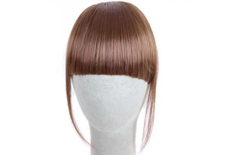 Pony haarextension | Een nieuwe haarstijl in een handomdraai! #6