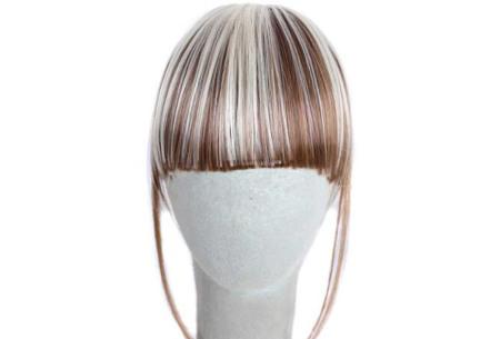 Pony haarextension | Een nieuwe haarstijl in een handomdraai! #6H613