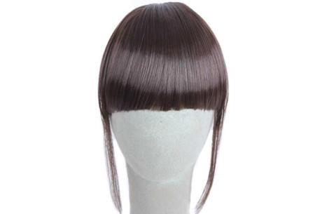 Pony haarextension | Een nieuwe haarstijl in een handomdraai! #6K