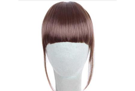 Pony haarextension | Een nieuwe haarstijl in een handomdraai! #12