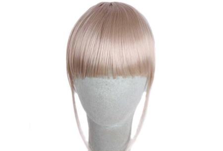 Pony haarextension | Een nieuwe haarstijl in een handomdraai! #16