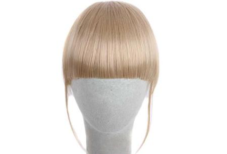 Pony haarextension | Een nieuwe haarstijl in een handomdraai! #24