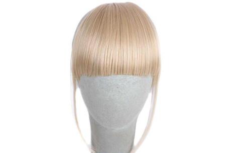 Pony haarextension | Een nieuwe haarstijl in een handomdraai! #27-613