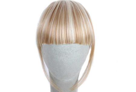 Pony haarextension | Een nieuwe haarstijl in een handomdraai! #P27-613
