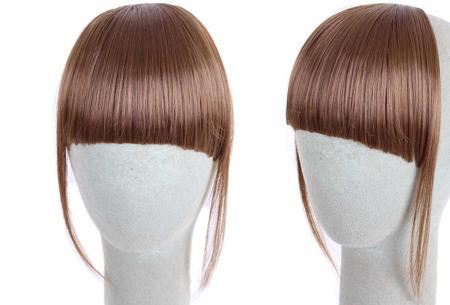 Pony haarextension | Een nieuwe haarstijl in een handomdraai!