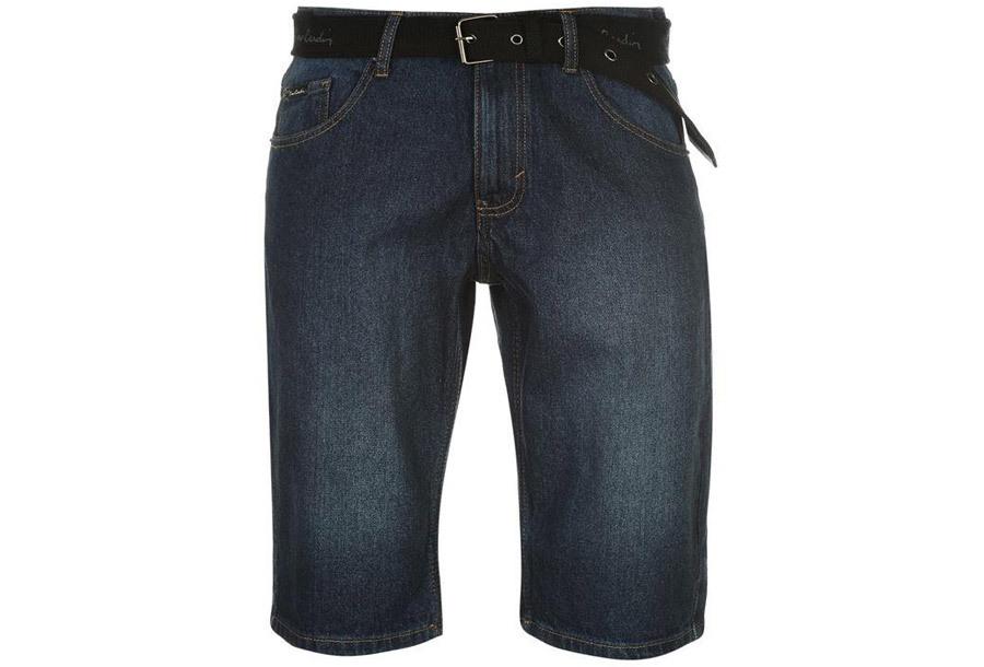 Pierre Cardin korte broek Maat 2XL - Jeans dark
