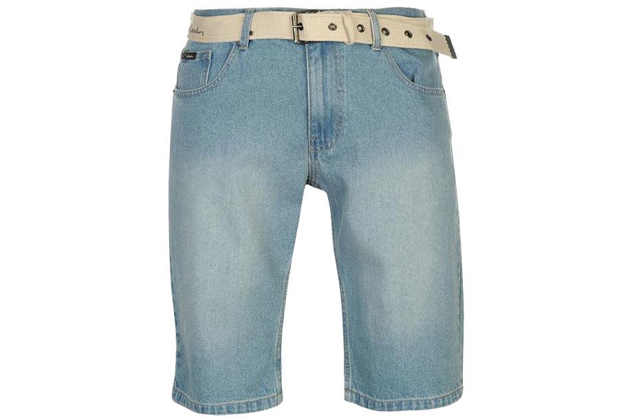 Pierre Cardin korte broek Maat M - Jeans light