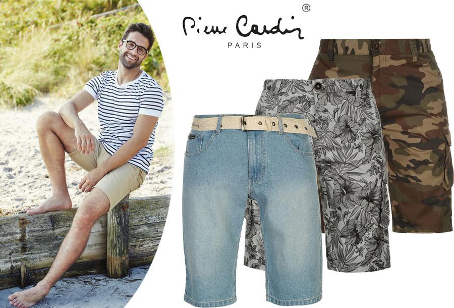 Pierre Cardin korte broeken nu in de sale