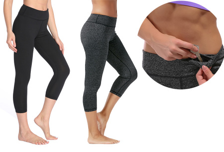 Sportlegging voor dames | Nu in driekwart formaat