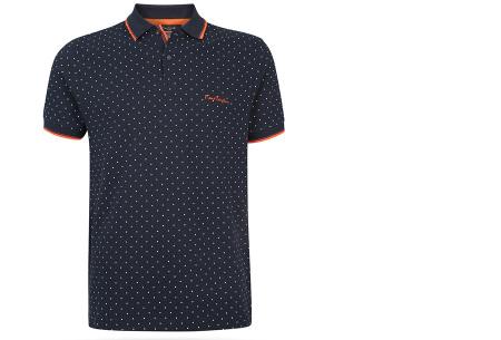 Pierre Cardin herenpolo's | De nieuwste collectie poloshirts voor deze zomer Navy