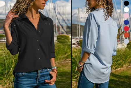 Everyday blouse in de sale met korting