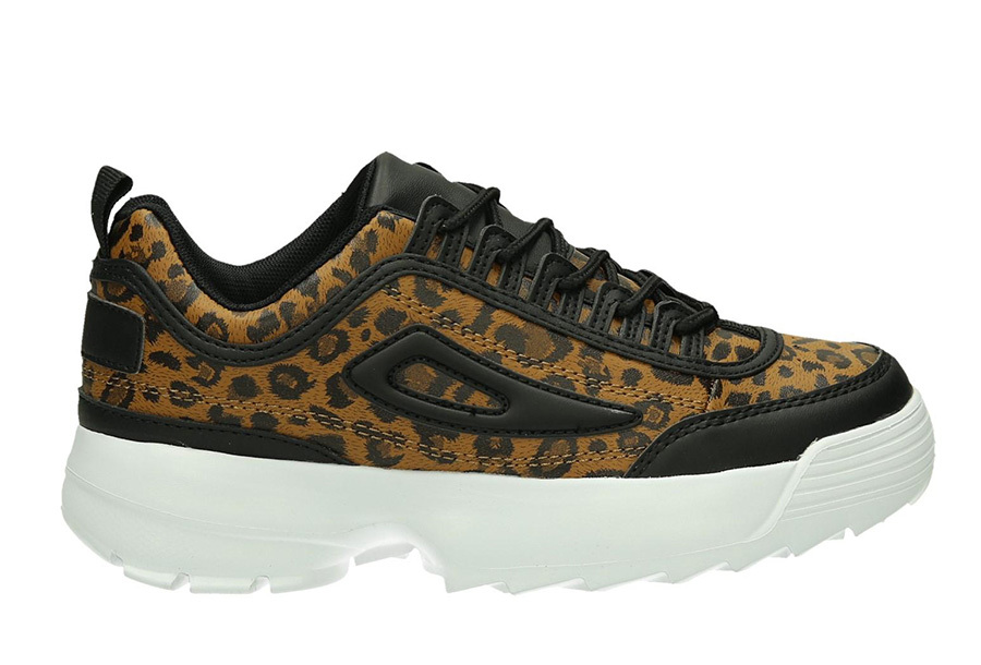 All Day sneakers Maat 41 - #2 Panter/Zwart - JOM-D0940