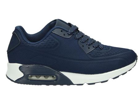 Next Air sneakers   Dames schoenen met ultieme demping en draagcomfort  Navy