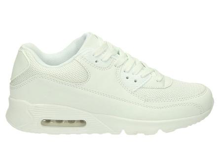 Next Air sneakers   Dames schoenen met ultieme demping en draagcomfort  Wit