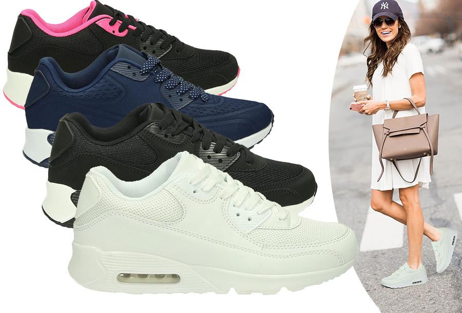 Next Air sneakers verkrijgbaar in 5 kleuren <br/>EUR 24.99 <br/> <a href='https://tc.tradetracker.net/?c=24550&m=1018105&a=230468&u=https%3A%2F%2Fwww.vouchervandaag.nl%2Fdames-sneakers-next-air' target='_blank'>bekijk product</a>