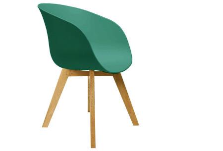 Fjord stoelen | Moderne & comfortabele kuipstoelen voor een trendy interieur groen