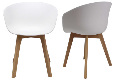 Fjord stoelen | Moderne & comfortabele kuipstoelen voor een trendy interieur