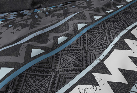 Katoensatijnen dekbedovertrekken van Dreamhouse | In diverse stijlvolle prints