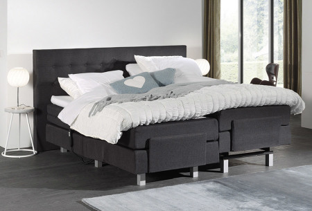 Elektrische boxspring Your Home | Luxe verstelbare 2-persoons boxspring