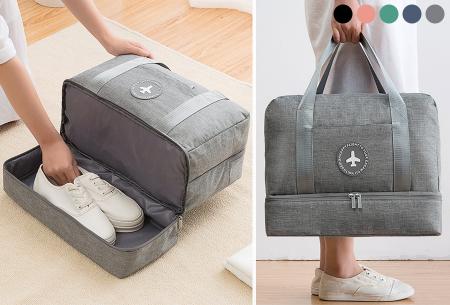 Handbagage reistas | Handig en stijlvol op reis!