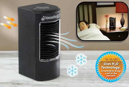 Atomic Cool portable cooler | Met zeer krachtig koelingssysteem