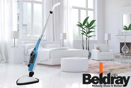 Beldray 5-in-1 stoomreiniger   Snel en gemakkelijk schoonmaken zonder chemische middelen!