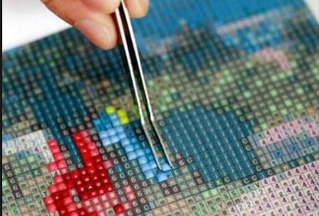Diamond painting in diverse uitvoeringen - compleet pakket | Creatieve hobby-trend