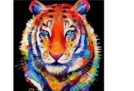 Diamond painting in diverse uitvoeringen - compleet pakket | Creatieve hobby-trend #7