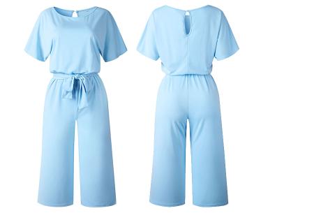 Stylish jumpsuit | De perfecte outfit voor elke gelegenheid Lichtblauw