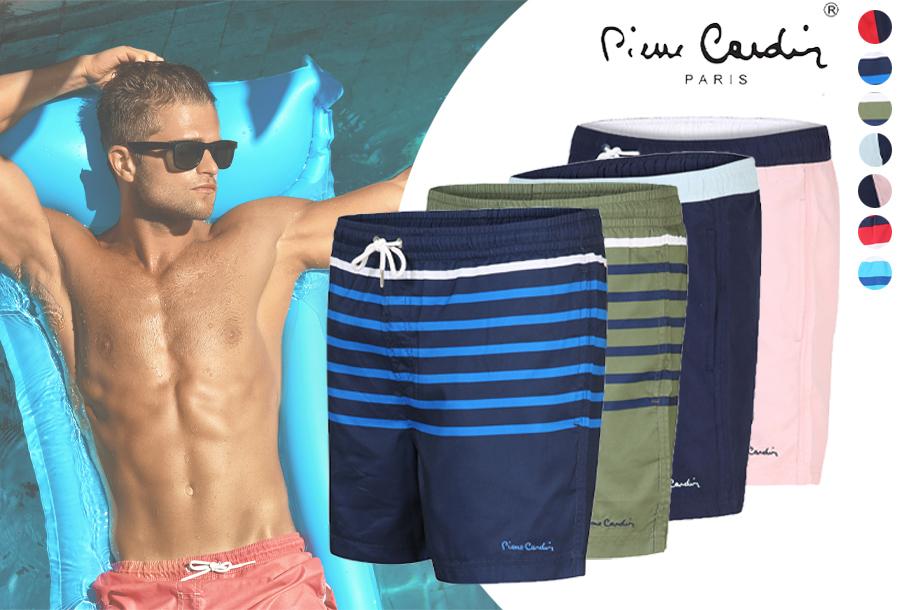 Dagaanbieding - Pierre Cardin multicolor zwembroeken met korting dagelijkse koopjes