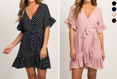 Dots dress | Tijdloze, hippe zomerjurk