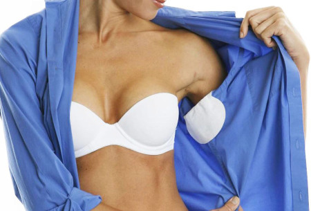 Anti-zweet okselpads 10, 20 of 30 paar | Neem afscheid van zweetplekken!