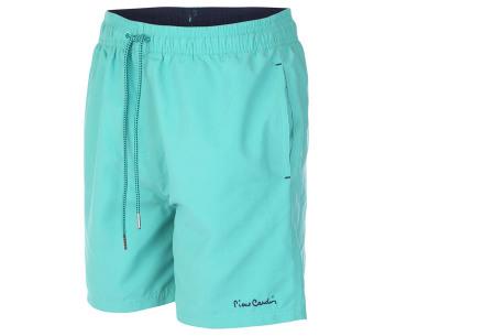 Pierre Cardin zwembroek | Trendy & comfortabele zwemshorts voor heren groen