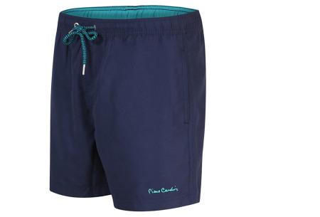 Pierre Cardin zwembroek | Trendy & comfortabele zwemshorts voor heren navy