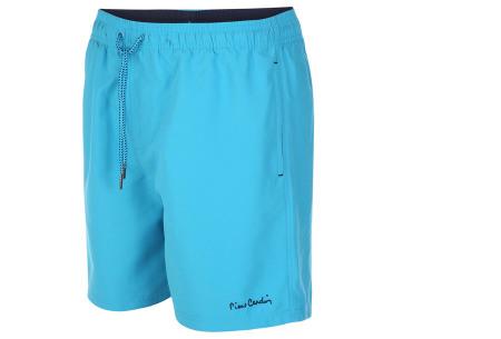 Pierre Cardin zwembroek | Trendy & comfortabele zwemshorts voor heren turquoise