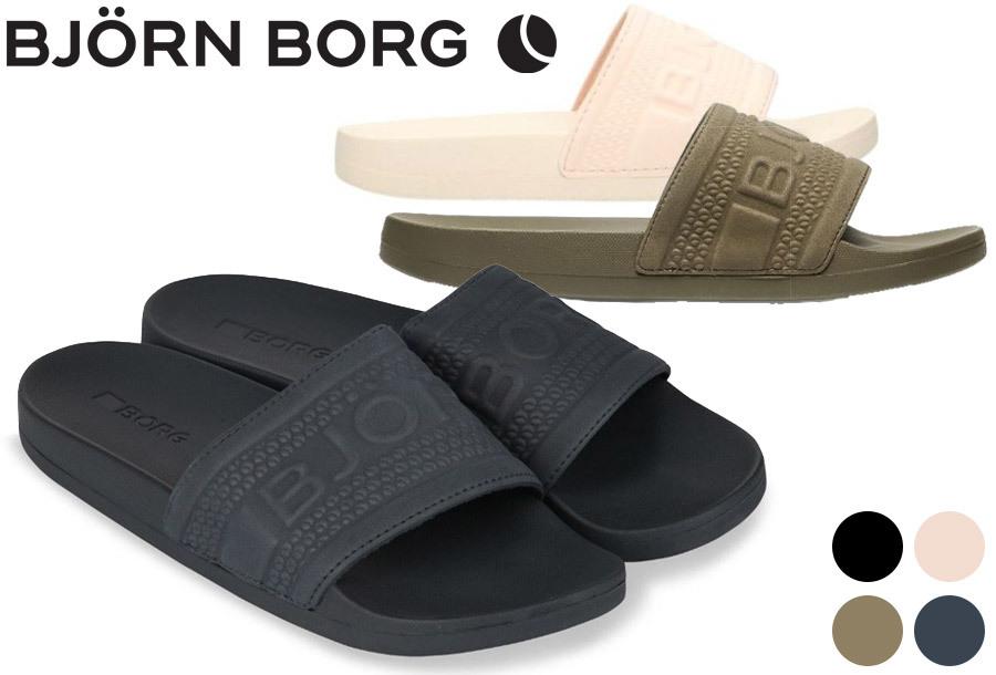 Björn Borg Romeo slippers voor dames&heren