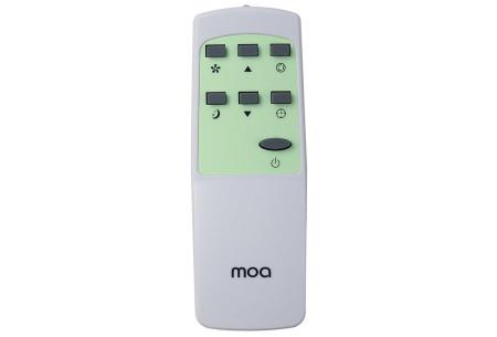 Moa airconditioner 3-in-1   Koelen, ventileren en ontvochtigen!