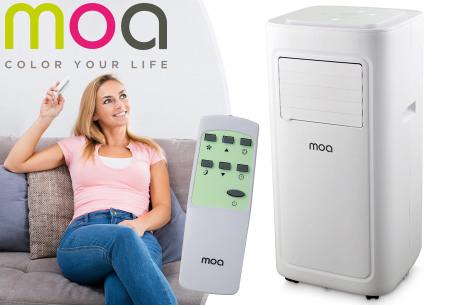 Moa airconditioner 3-in-1 nu in de aanbieding met korting