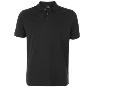Pierre Cardin herenpolo's | Topkwaliteit poloshirts van volledig katoen - Extra afgeprijsd, OP=OP zwart